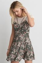 American Eagle Outfitters AE Printed Strappy Dress