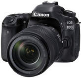 Canon Eos 80D 24.2 Mp Slr W/18-135 Is Usm