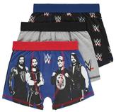 George 3 Pack WWE Trunks