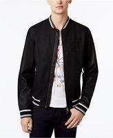 Armani Exchange Men's Varsity Bomber Jacket
