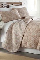 Southshore Fine Linens Full/Queen King Luxury 3-Piece Quilt Cover Set - Paisley Taupe