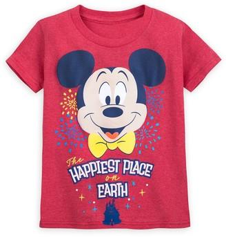 Disney Mickey Mouse T-Shirt for Kids Disneyland 65th Anniversary