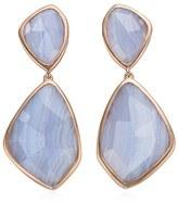Monica Vinader 'Siren' Semiprecious Stone Double Drop Earrings