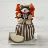 Williams-Sonoma Williams Sonoma Giant Caramel Apple with Scare Bear Ornament