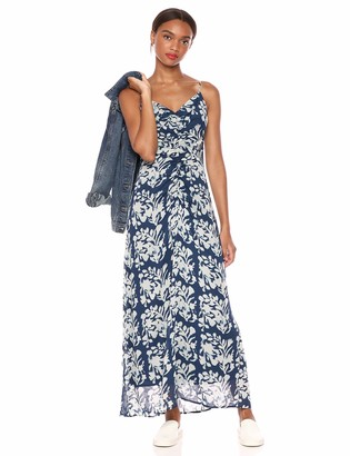 Bailey 44 Women's Fresco Floral Batik Print Maxi Dress