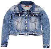7 For All Mankind Girls' Denim Jacket - Big Kid