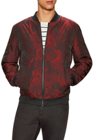 Jared Lang Reversible Bomber Jacket