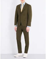 United Arrows Regular-fit Wool-twill Suit