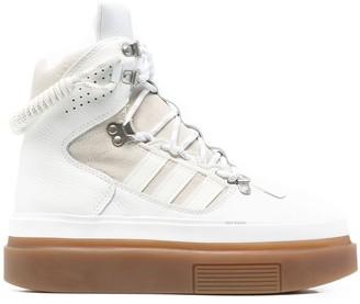 adidas x Ivy Park Super Sleek sneaker boots
