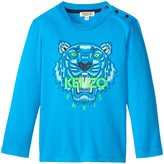 Kenzo Azur T-Shirt (Toddler) - Turquoise - 2 Years