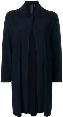 Norma Kamali Open Front Cardigan