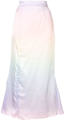 Olivia Rubin Pastel Rainbow Skirt