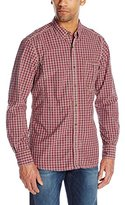 French Connection Men's Soft As Peach Woven Shirt