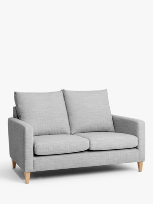 John Lewis & Partners Bailey High Back Small 2 Seater Sofa