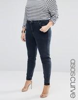 Asos Lisbon Jeans in Mississippi Wash