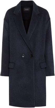 Isabel Marant Filipo wool and cashmere coat