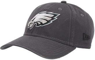 New Era NFL Core Classic 9TWENTY Adjustable Cap - Philadelphia Eagles (Graphite) Caps