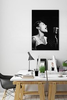 Billie Holiday Number 2 By Retro Images Archive Canvas Print