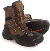"""Keen Coburg Steel Toe Work Boots - Waterproof, 8"""" (For Men)"""
