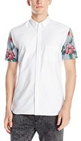 Barney Cools Men's Short-Sleeve Button-Down Shirt