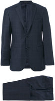 Corneliani single breasted suit - men - Cupro/Virgin Wool - 48