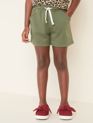 Old Navy Pull-On French-Terry Shorts for Toddler Girls