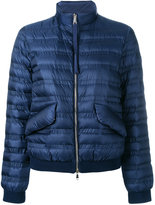 Moncler Violette padded jacket - women - Polyamide/Polyester/Feather/Goose Down - 0