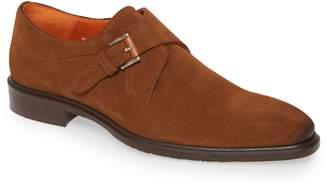 Mezlan Praga Monk Strap Shoe