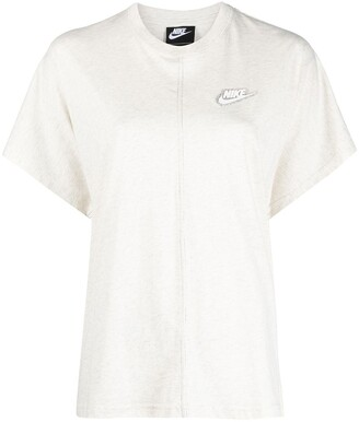 Nike layered organic cotton T-shirt