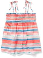 Old Navy Smocked Slub-Knit Cami for Girls