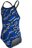 adidas Youth Primal Vortex Back One Piece Swimsuit 8141847
