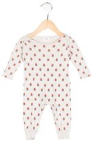 Oeuf Boys' Fox Print All-In-One