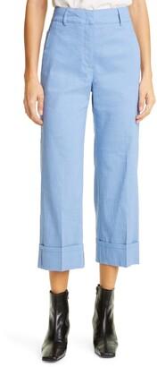 SEVENTY VENEZIA Stretch Linen Blend Pants