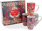 Maxwell & Williams Maxwell & WilliamsTM 14 oz. Enchanted Garden Mugs (Set of 4)