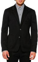 Dolce & Gabbana Two-Button Sport Jacket, Black
