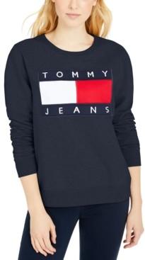 Tommy Jeans Flag Sweatshirt
