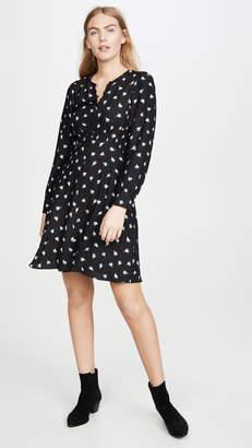 Rebecca Taylor Long Sleeve Brigette Dress