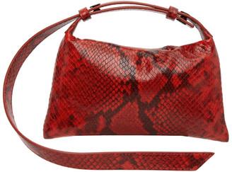 Simon Miller Red Mini Puffin Bag