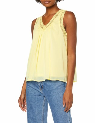 Vero Moda Women's Vmenjoy Sl Top WVN Vest