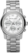 Michael Kors Mother-of-Pearl Watch Shiny Silver