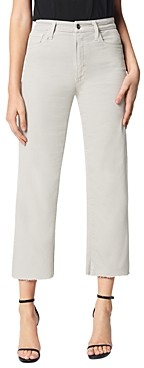 Joe's Jeans The Blake Cropped Flare Pants in Beachsand