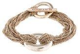 Tiffany & Co. Mesh Circle Bracelet