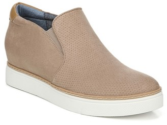Dr. Scholl's If Only Wedge Slip-On Sneaker
