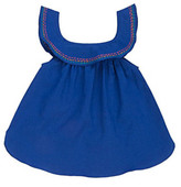 Ketiketa Sale - Baby Isabel Embroidered Ruffle Top