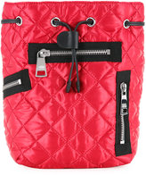 Sonia By Sonia Rykiel quilted backpack