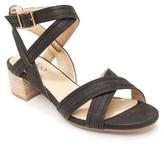 Me Too Women's Block Heel Sandal