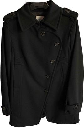 Celine Black Wool Coats