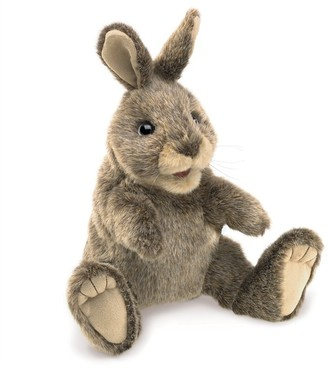 Folkmanis Puppet Cottontail Rabbit Small