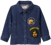 Sovereign Code Utility Button Front Shirt (Baby Boys)
