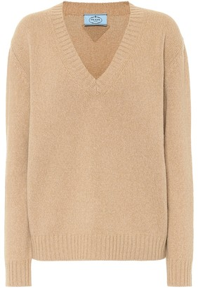 Prada Wool and cashmere sweater